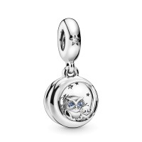 Pandora Charm Anhänger Always by Your Side Owl 798398NBCB